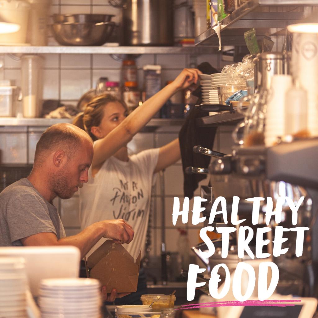 Fuel - Healthy Street Food